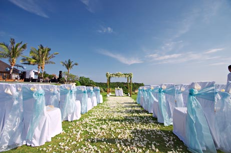 Cost of a wedding in Bali – Villa Weddings