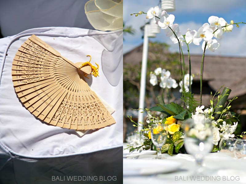 Bali beachside villa wedding for Bali decoration accessories