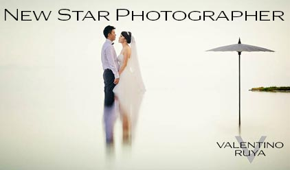 A new rising star among Bali wedding photographers