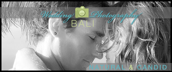 Affordable wedding photographer Bali