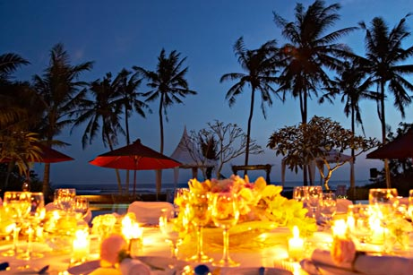 Catering in Bali