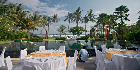 villa wedding Bali cost