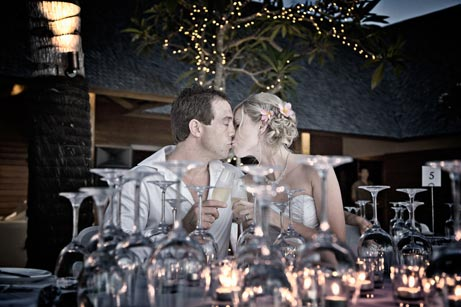 Bali Hotel Resort wedding