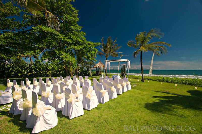 Bali Beach Villa For Weddings