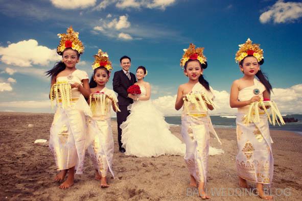 Bali pre wedding photo ideas