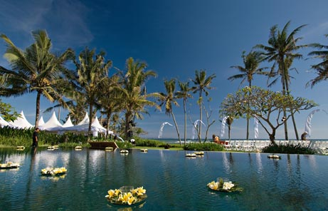 Bali villa wedding budget