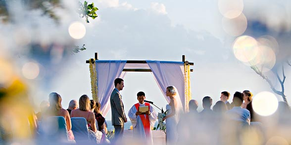 Budget for a Bali wedding