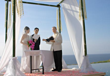 How to get legally married in Bali