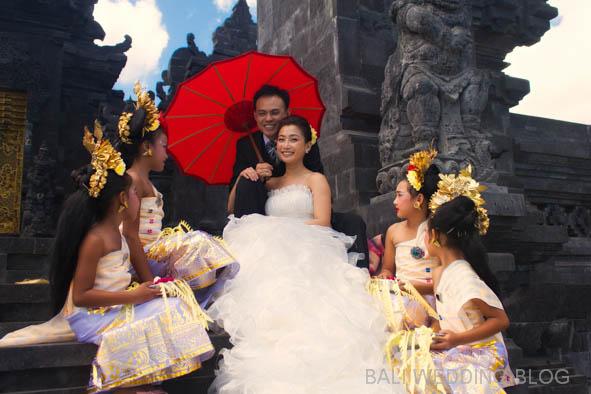 ideas for Bali pre wedding