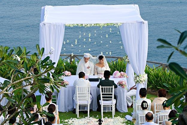 Muslim Weddings In Bali