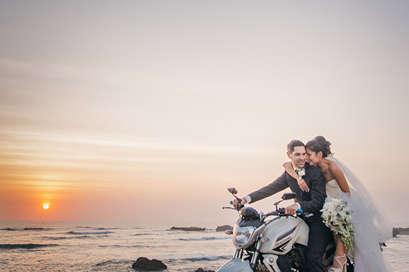 Best area to get married in Bali