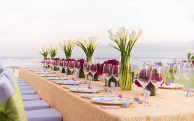 How to choose your wedding planner for a Bali wedding?