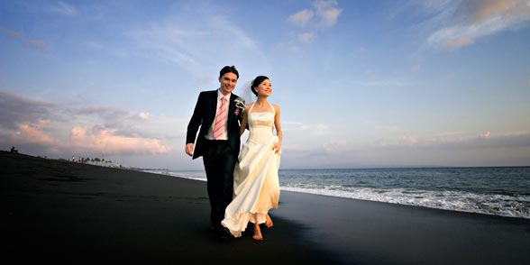 Pre wedding photo Bali