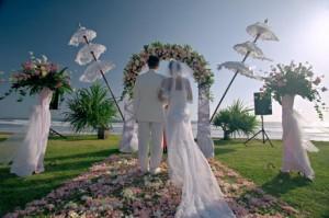 A Bali wedding planner