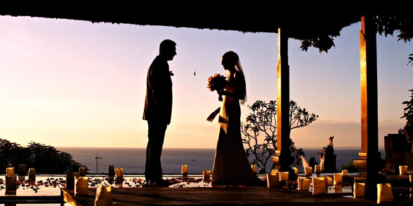 Cost of a wedding in Bali – Hotel and Resort weddings