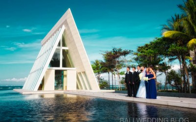 Cost of a Bali chapel wedding