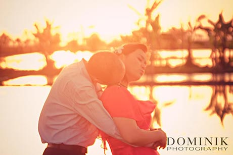 5 things you need to know about Bali sunset wedding photos
