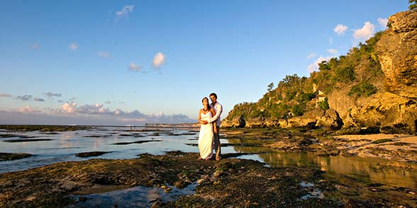 Cost of a Bali wedding video