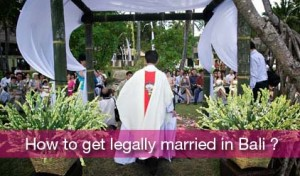 legally married in Bali