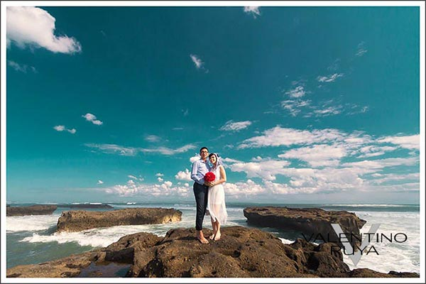 Pre-wedding photographer