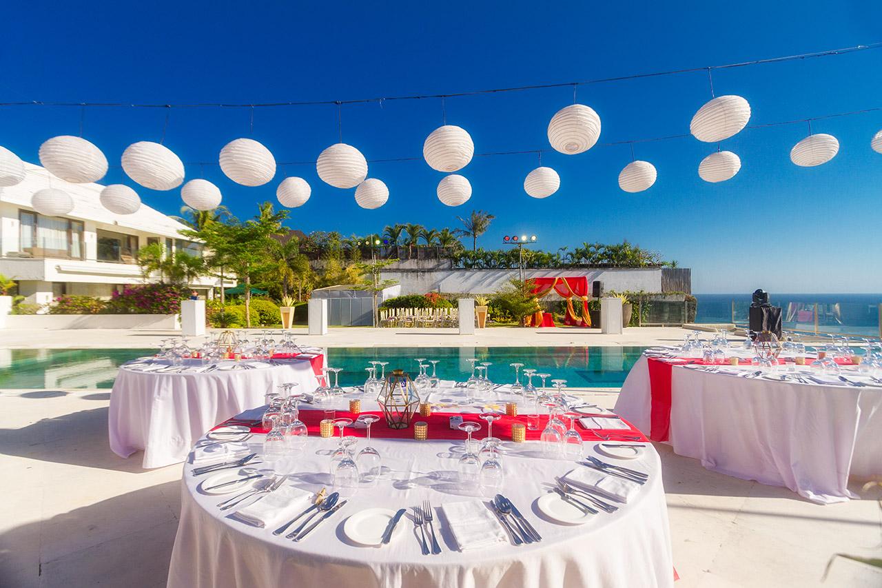 Villa Anugrah wedding
