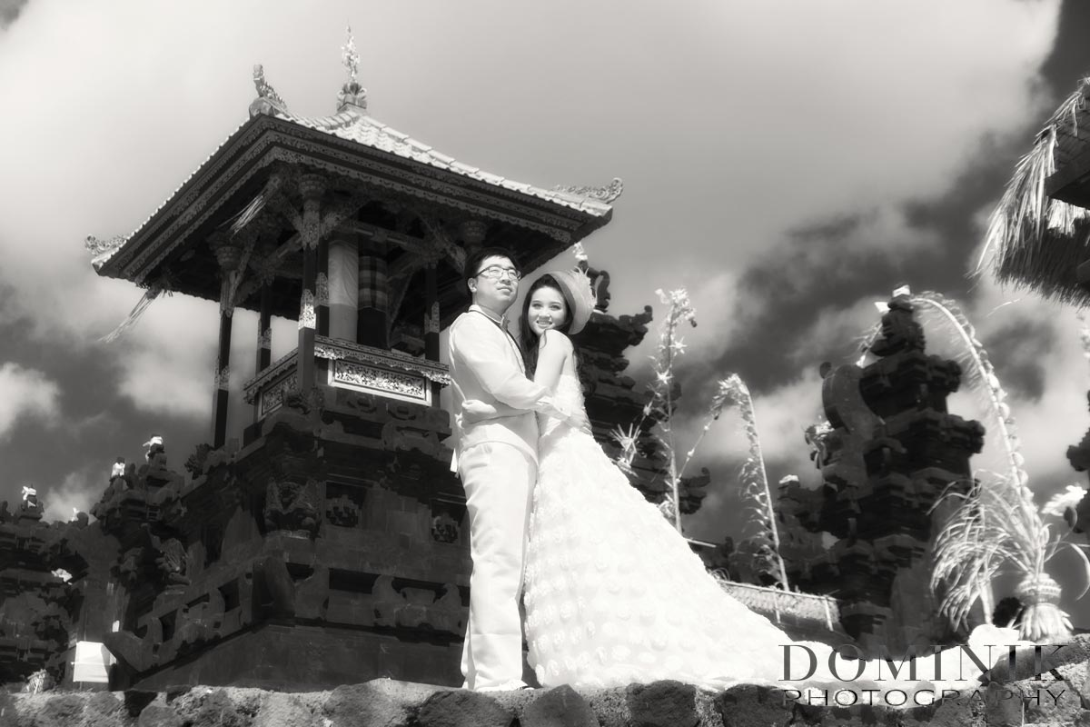 Best Bali pre wedding photographer