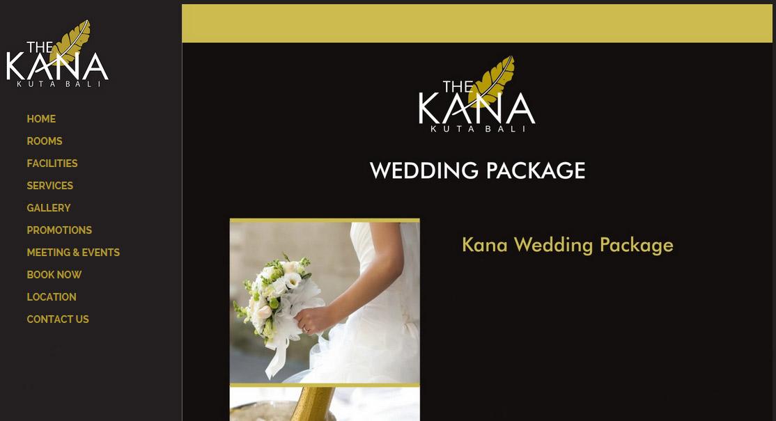 The-Kana-Kuta-Wedding-Packages