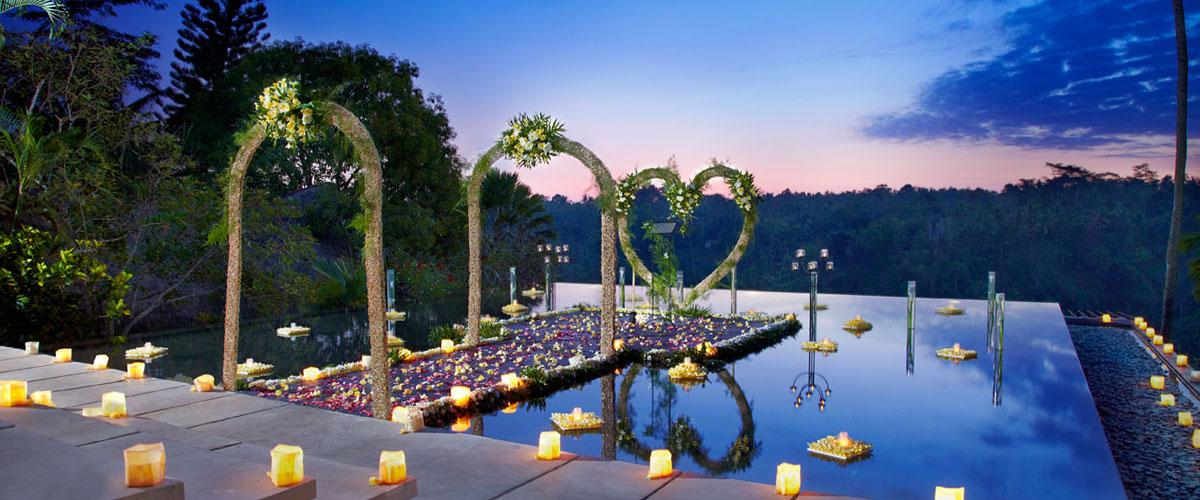 Best Villas For Weddings Bali
