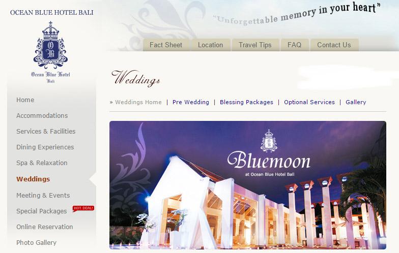Nusa Dua Hotel Wedding Packages Bali Wedding Blog