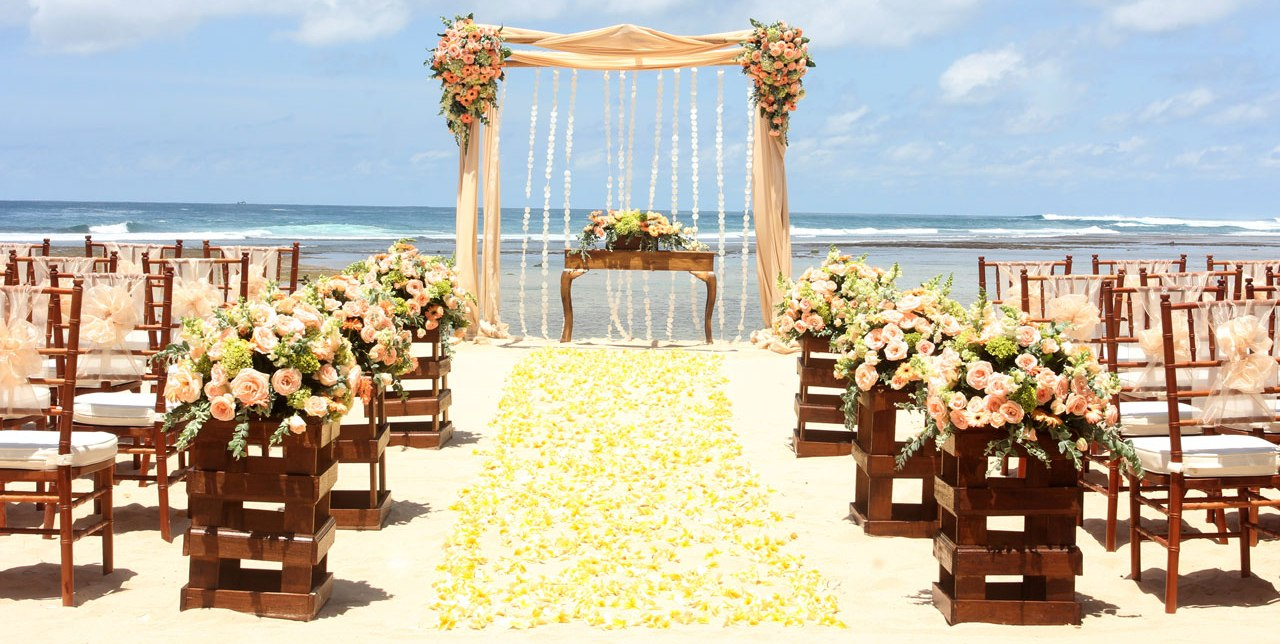 The Grand Bali Nusa Benoa Wedding Packages