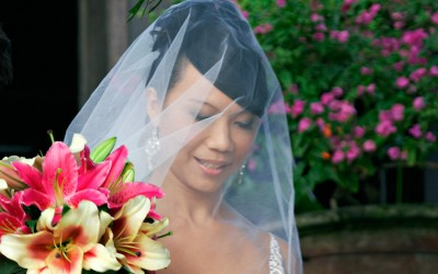 Make-Up and Accessory Guide for a Blissful Bali Wedding
