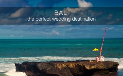 What makes Bali a world-class Wedding Destination?