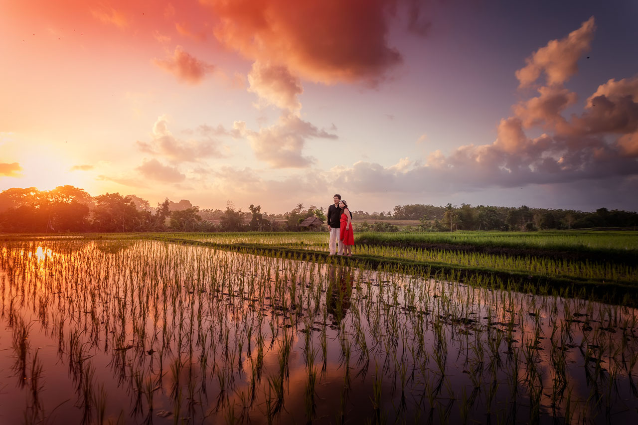 tips pre-wedding shoot in Bali