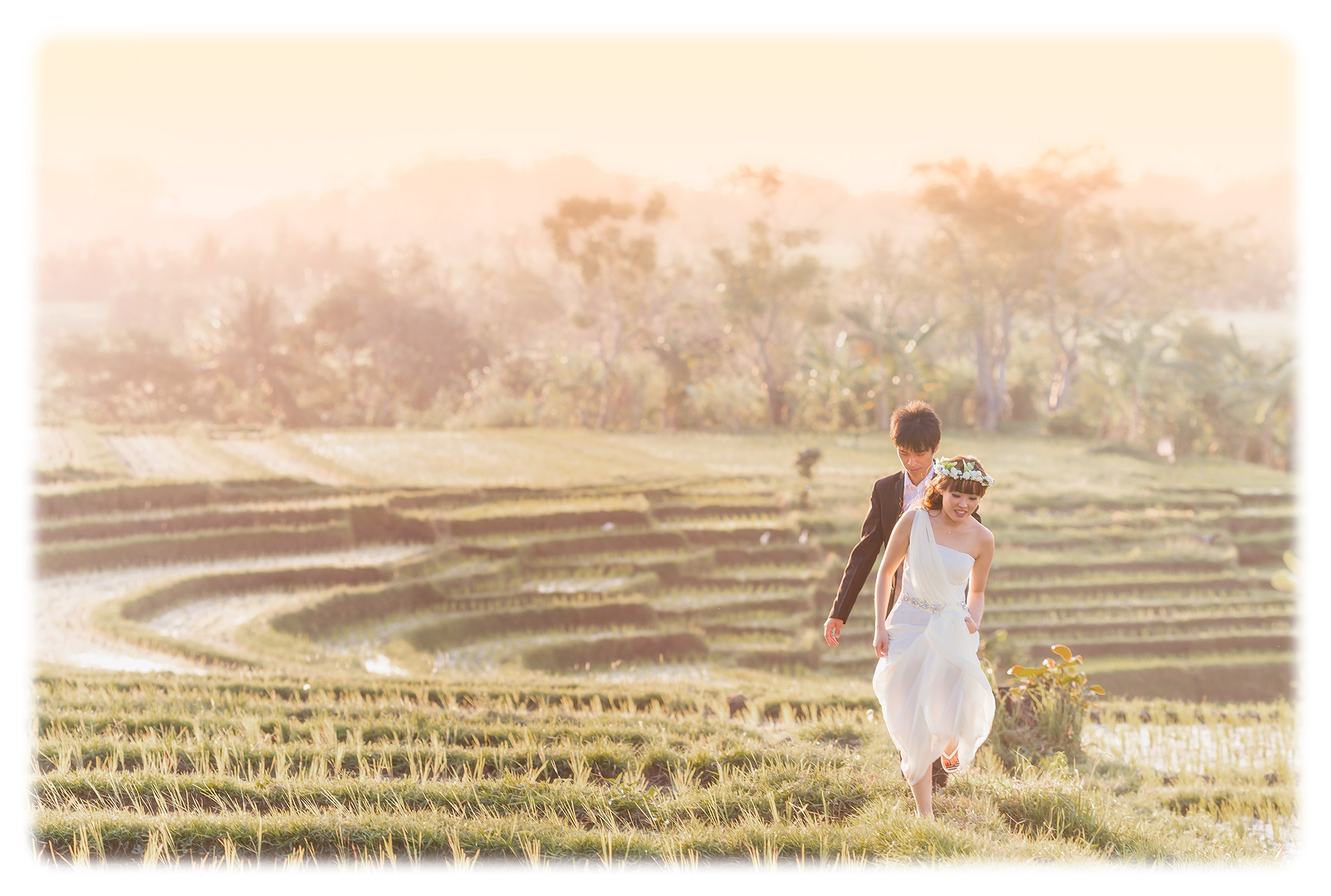 International Pre wedding photographer Bali