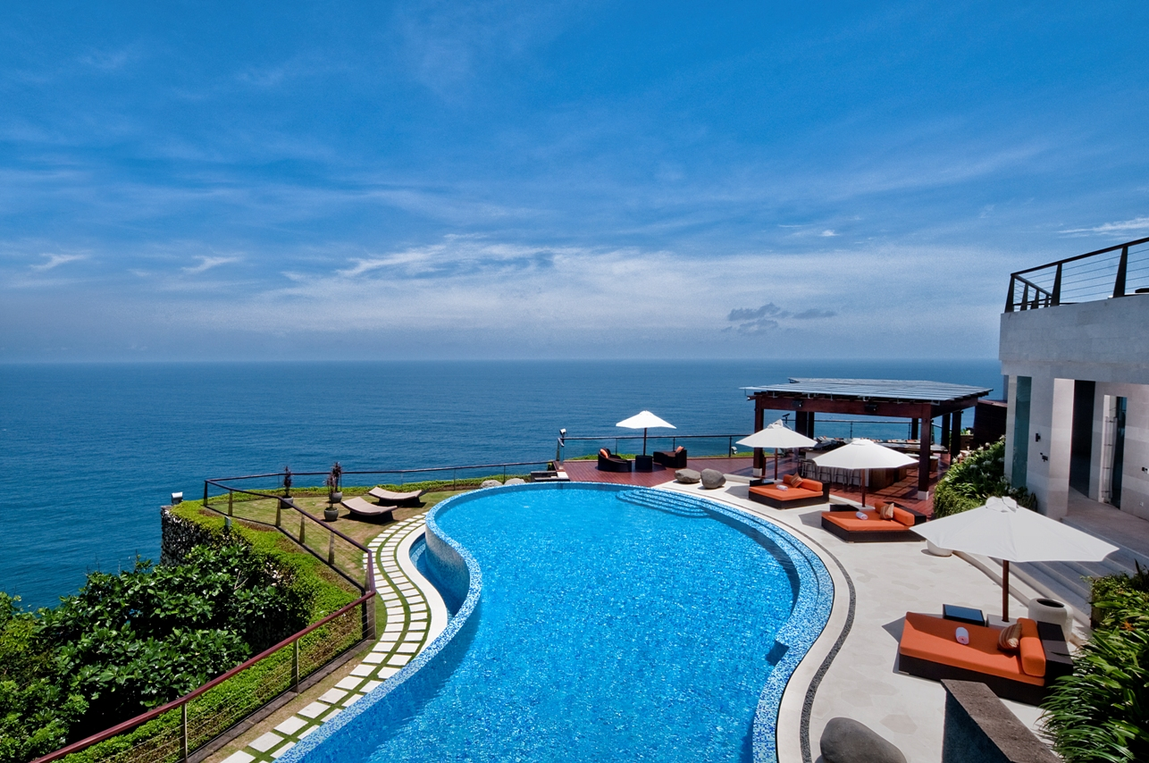 The Pool at the EDGE Bali