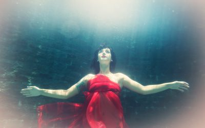 Bali Underwater Pre Wedding Photography