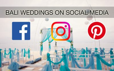 Bali Weddings on Social Media
