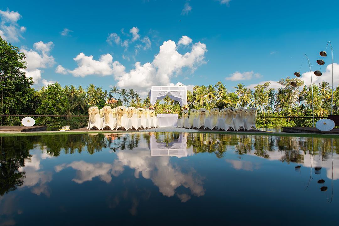 Cost Bali wedding