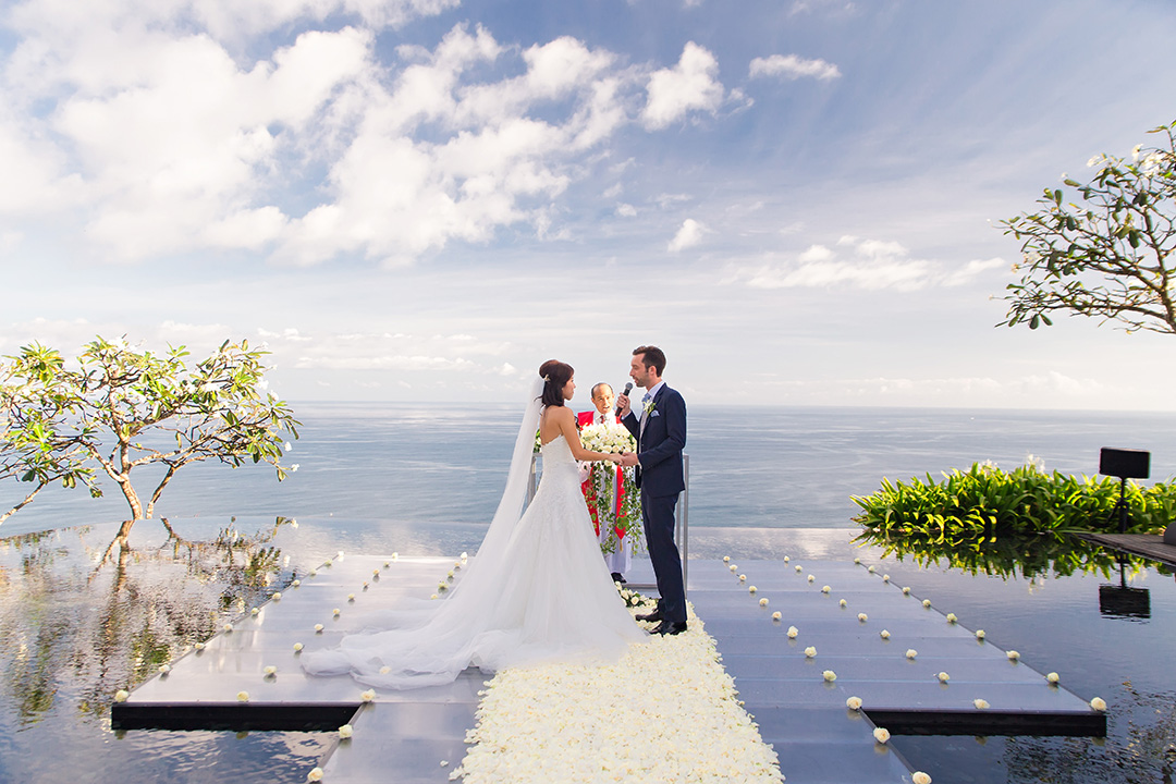 Bali wedding costs