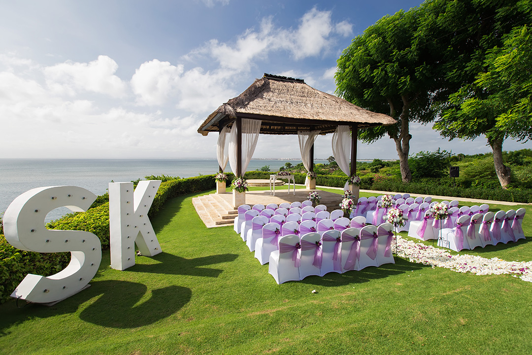 Weddings in Bali cost