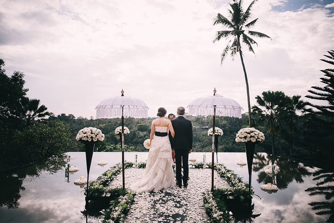 flim-look Bali Wedding Photographer