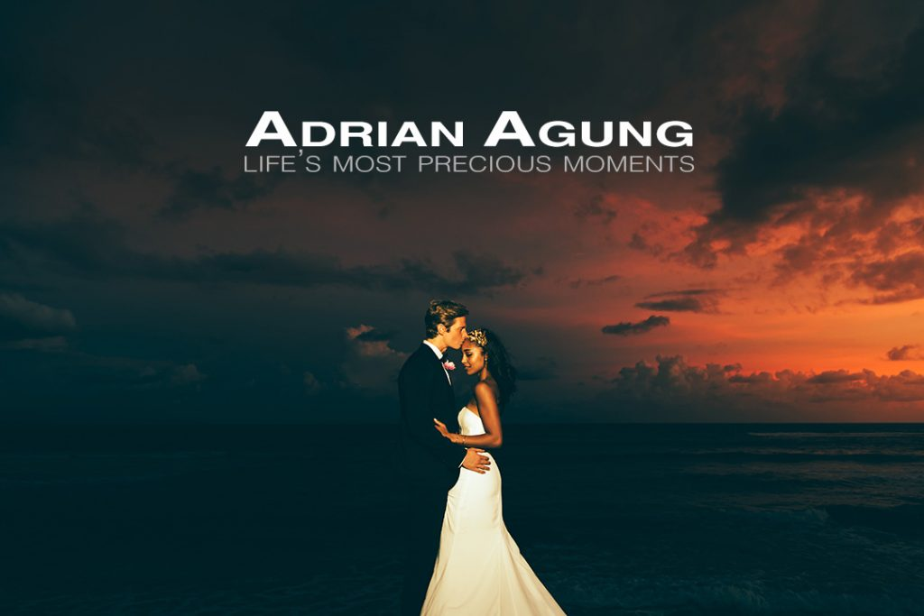 Adrian Agung Bali wedding photographer