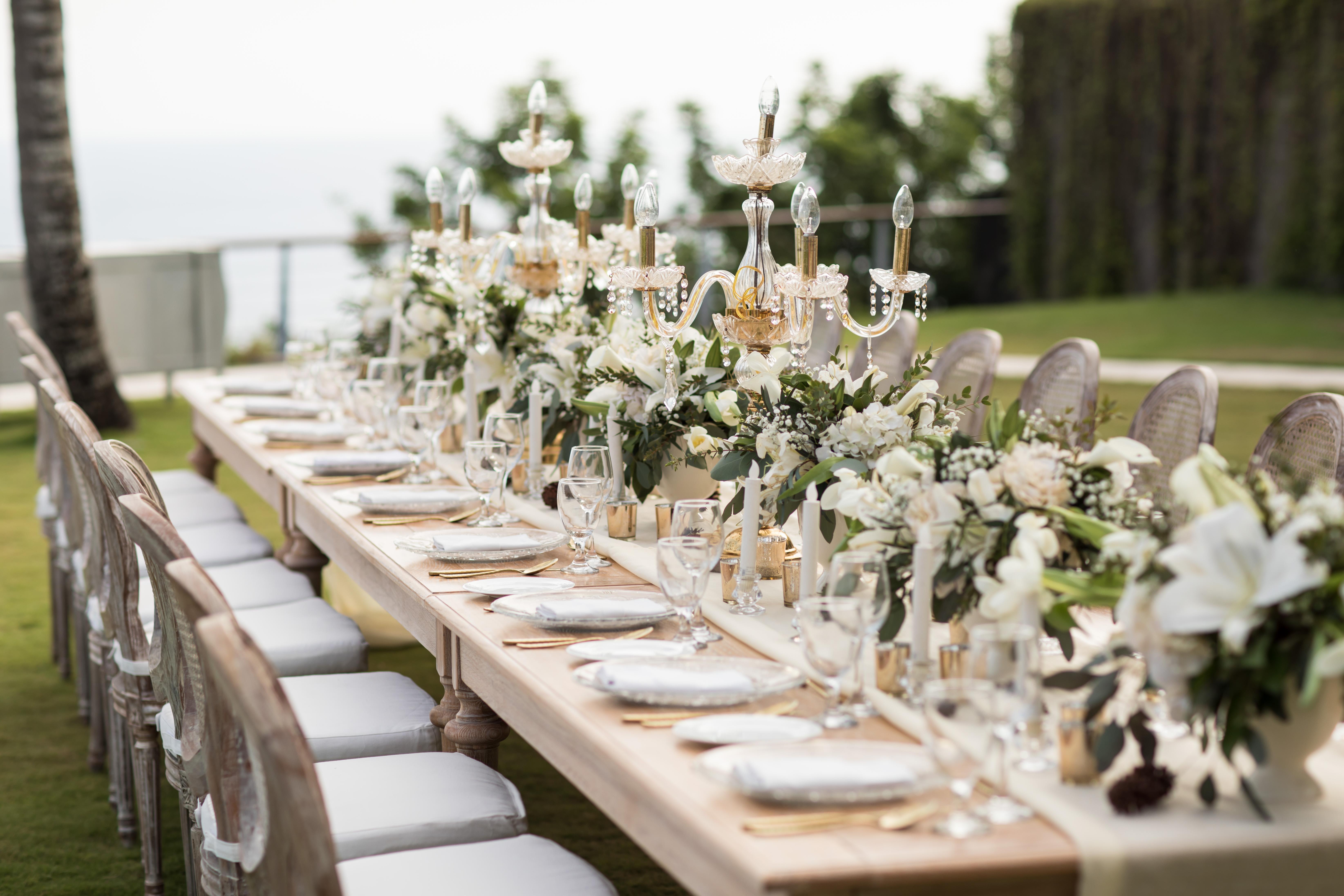 Best Bali clifftop wedding venue