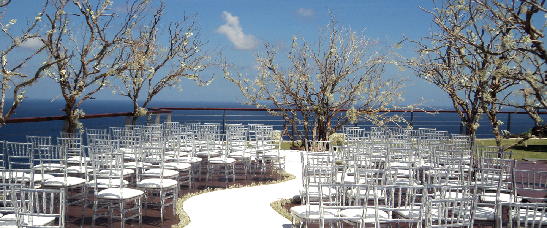 The EDGE Bali clifftop wedding venue