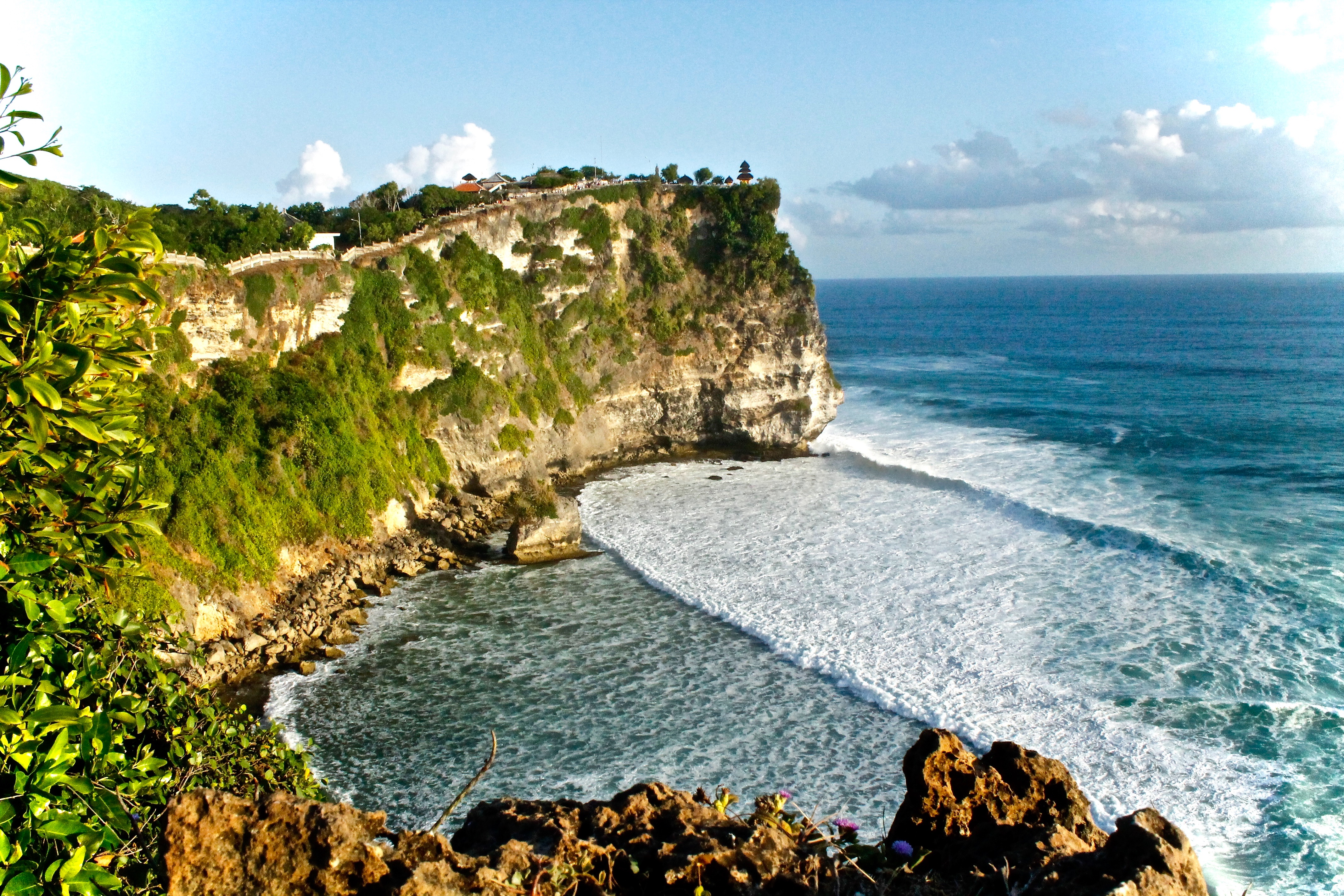 The view from the EDGE - BALI