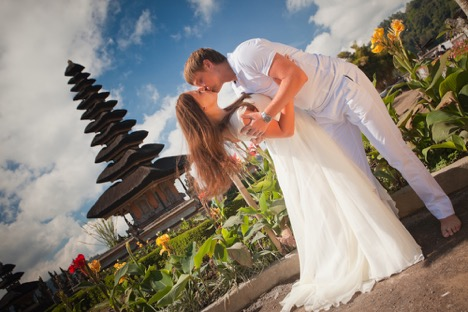Tropical Weddings Bali