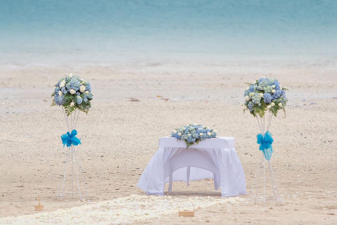 Bali Beach elopement