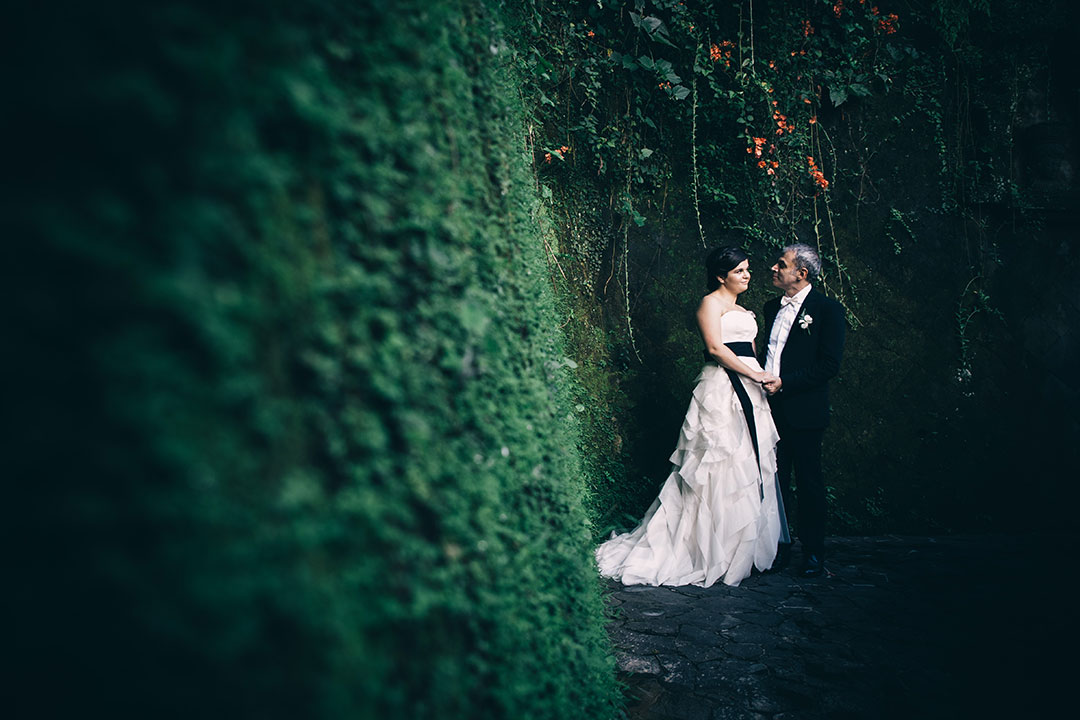 BALI GARDEN ELOPEMENT WEDDING