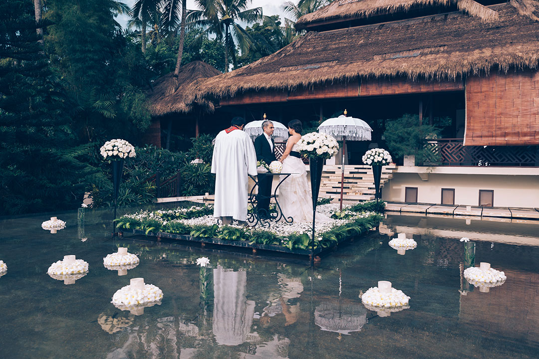 elopement packages bali