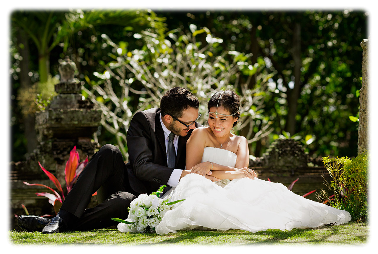 Bali pre wedding honeymoon photography